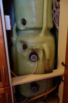 Boiler monster