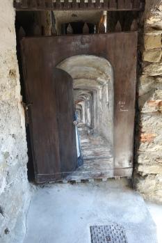 Magic door A